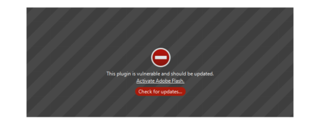 flash update